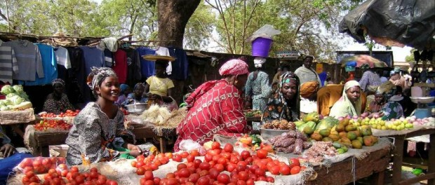 Market Women at Sikasso